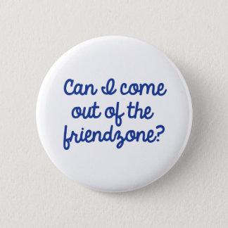 Friendzone 6 Cm Round Badge