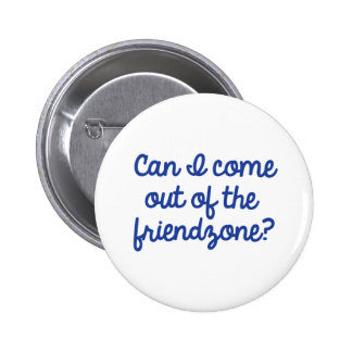 Friendzone 6 Cm Round Badge