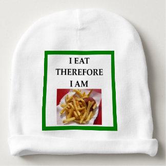 fries baby beanie
