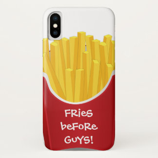 Fries before guys! Funny phone case