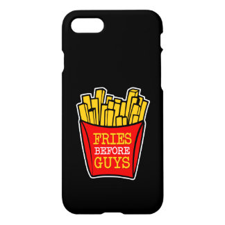 Fries before guys funny saying phone case