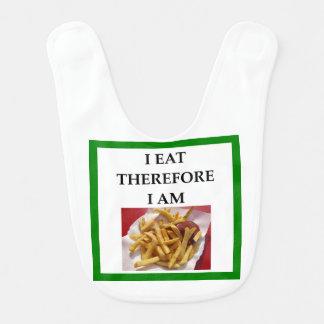 fries bib
