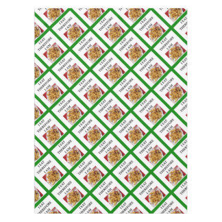 fries tablecloth