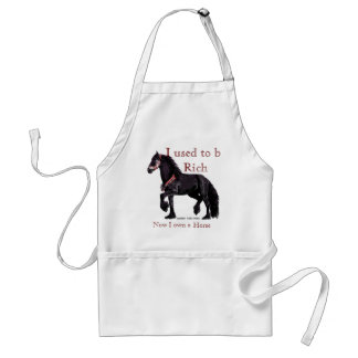 Friesian Farrier Apron
