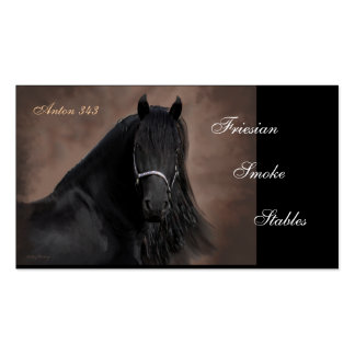 Friesian Flair Pack Of Standard Business Cards