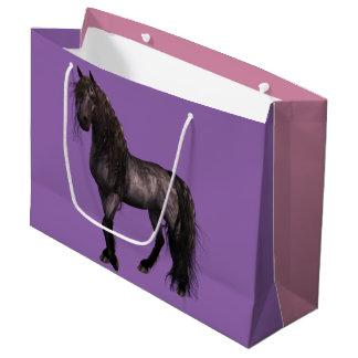 Friesian Gift Bag - Large, Glossy, Pick Size