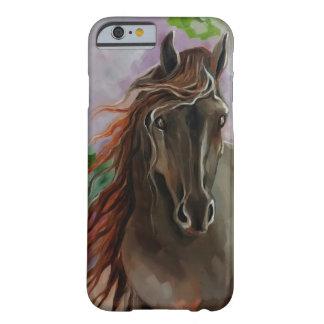 Friesian Horse Iphone 6 Case