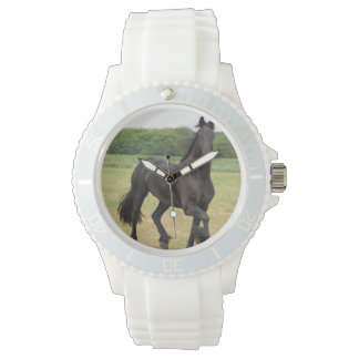 Friesian Horse Watch