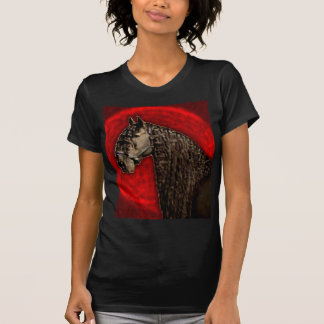 Friesian_portrait T-Shirt