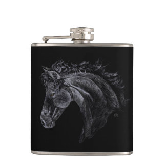 Frieze skid hip flask