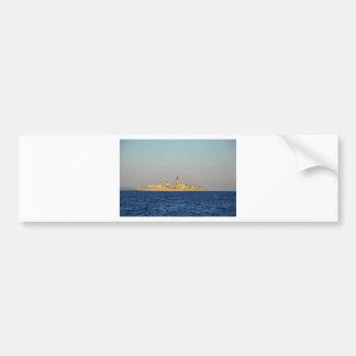 Frigate HMS Monmouth. Bumper Sticker