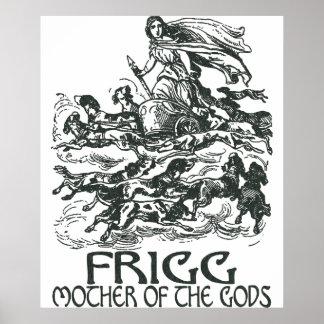 Frigg Poster