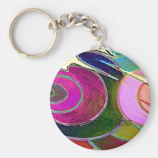 Frigga Cherry Pink Keychain