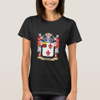 Fright Coat of Arms - Family Crest T-Shirt