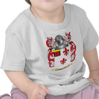 Fright Coat of Arms T Shirt
