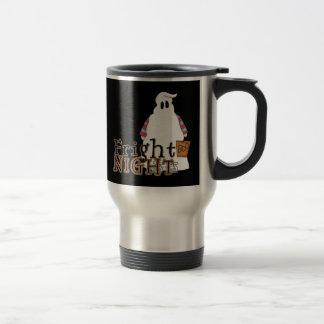 Fright Night Ghost Halloween Mug