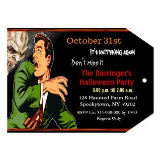 Fright on Site Halloween 2 Invitation VIP Pass