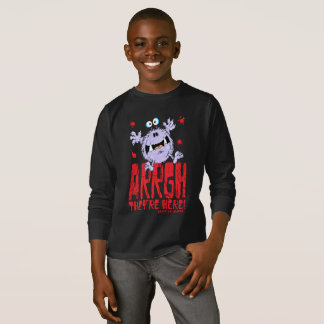 Frightened Fred T-Shirt