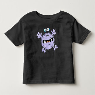 Frightened Fred toddler Toddler T-Shirt
