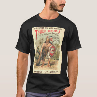 Frightful Torso or The Eagle of Blood and The Butt T-Shirt