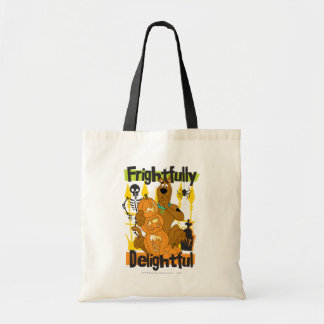 Frightfully Delightful Canvas Bags