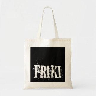 Friki Tote Bag