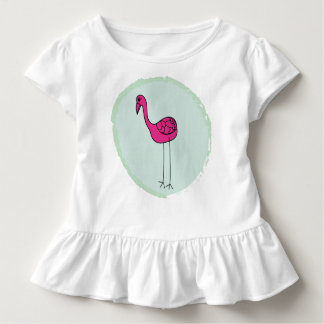 Frill upper section toddler T-Shirt