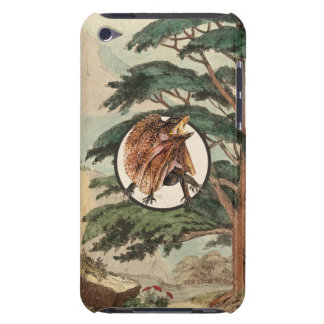 Frilled Lizard In Natural Habitat Illustration Barely There iPod Case