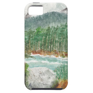 Frillensee Bavaria iPhone 5 Cover