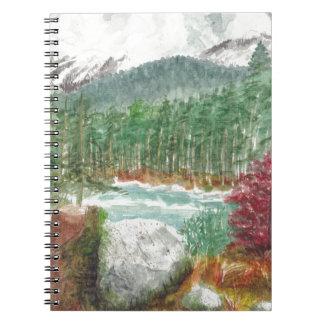Frillensee Bavaria Notebooks