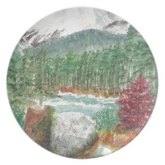Frillensee Bavaria Plate