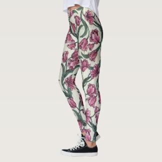 Frilly Tulips Leggings
