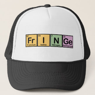 Fringe made of Elements Trucker Hat