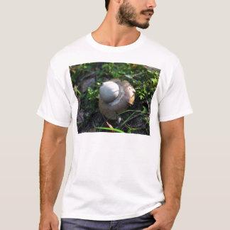 Fringed earthstar (Geastrum fimbriatum) T-Shirt
