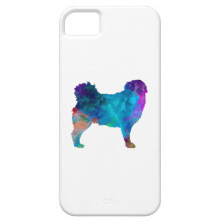 Frisian Water Dog in watercolor iPhone 5 Cover