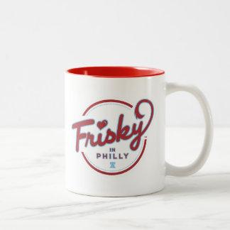 Frisky In Philly Coffee Mug