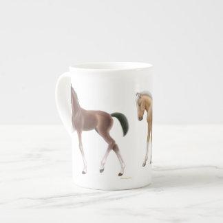 Frisky Little Foals Bone China Mug