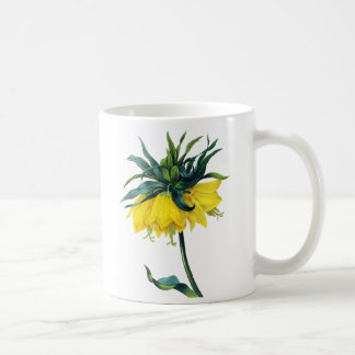 Fritillaire Imperiale ver Jaune By Pierre Joseph R Mugs