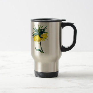 Fritillaire Imperiale ver Jaune By Pierre Joseph R Coffee Mugs