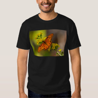Fritillary Gulf Butterfly Gifts and Apparel T Shirt
