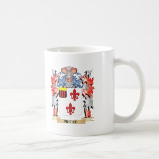 Fritze Coat of Arms - Family Crest Coffee Mug