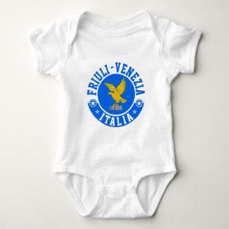 Friuli Venezia Italia Baby Bodysuit