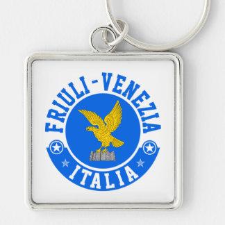 Friuli Venezia Italia Key Ring