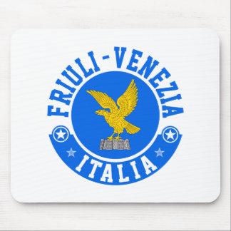 Friuli Venezia Italia Mouse Pad