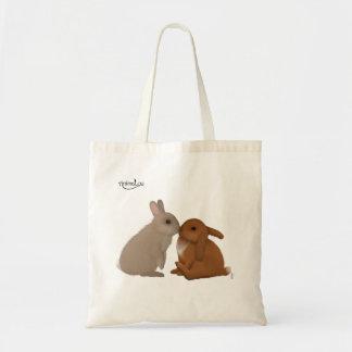 Frizzle & Luka Tote Bag