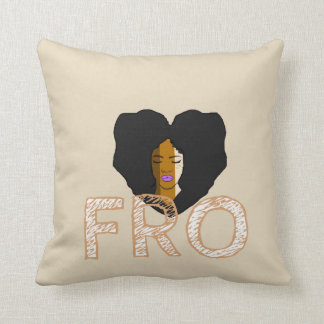 Fro united cushion