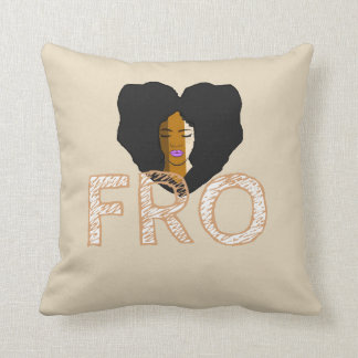 Fro united pillow