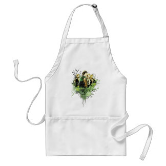 FRODO™ with Hobbits Vector Collage Standard Apron