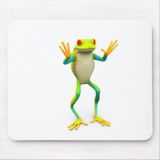 frog1 mouse pad