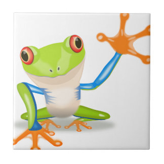 frog-1526 small square tile